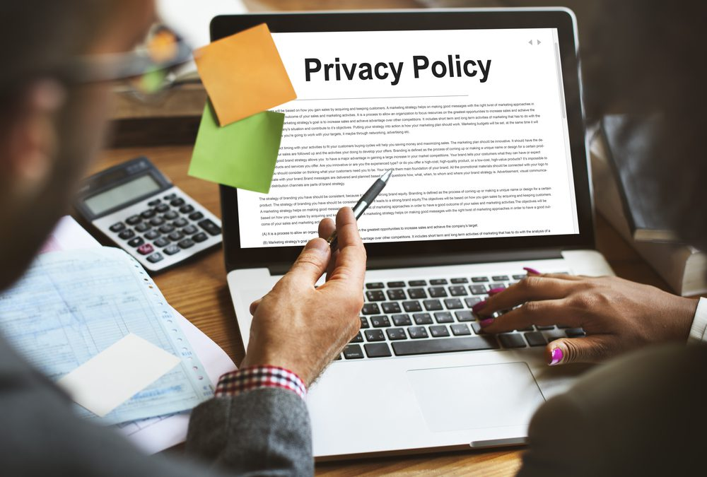Why Is Everyone Updating Their Privacy Policy? The GDPR Basics