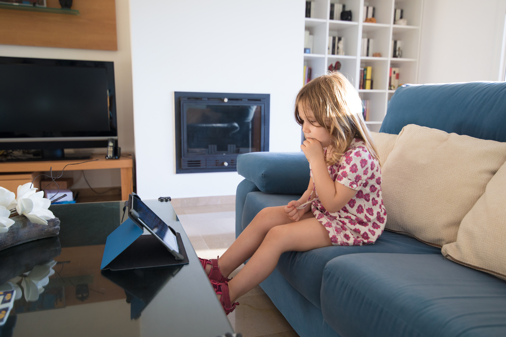 Is Netflix Training Kids to Binge-Watch TV?